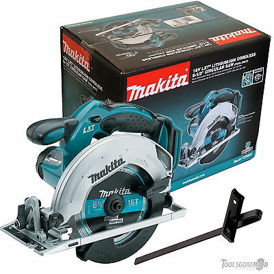 """Makita Xss02Z (Dss611Z) 18V Lxt Lithium-Ion 6-1/2"""" Circular Saw In Retail Pack"""