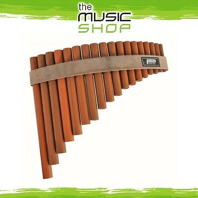 New Powerbeat Tunable Diatonic 12 Note Pan Flute - Synthetic Panflute - FP12