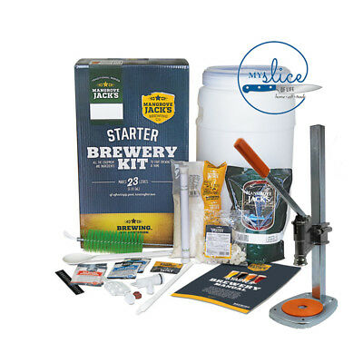 Mangrove Jack's Starter Brew Kit & Bench Capper - Home Brew