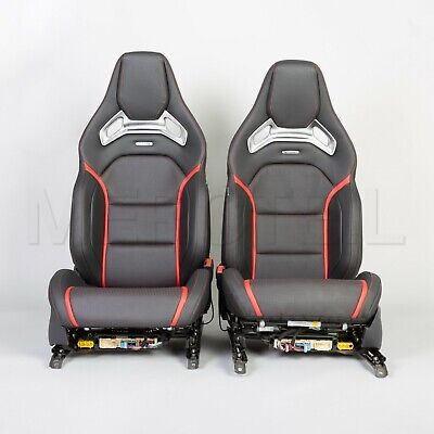 Mercedes-Benz Front AMG Seats for A45; CLA45