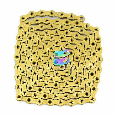 SRAM XX1 Eagle PC-XX1 12 Speed Chain 126 Link With Power Lock, Gold