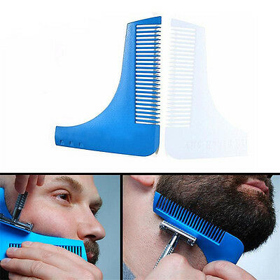 Practical The Beard Bro-Beard Shaping Tool for Perfect Lines and Symmetry