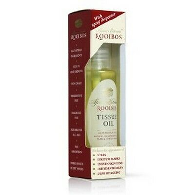 Rooibos Tissue Oil - 60Ml African Extracts