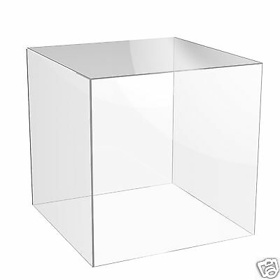 Transparent Acrylic Case come in 6 piece acrylic for AuraCube led cube only