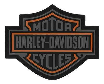 Harley Davidson Bar and Shield XS PVC Emblem
