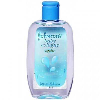 JOHNSON'S BABY COLOGNE (REGULAR) 125ml