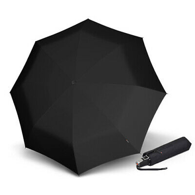Umbrella by Knirps - T.200 Duomatic Black