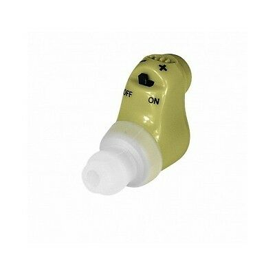 Rechargeable Hearing Aid Adjustable Sound Amplifier In Ear Mini Audiophone Aids