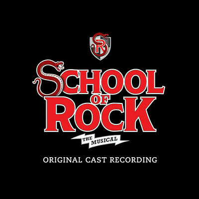 School Of Rock: The Musical / O.B.C. (2015, CD NUEVO)