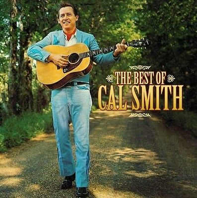 Best Of Cal Smith - Cal Smith (2009, CD NUOVO)