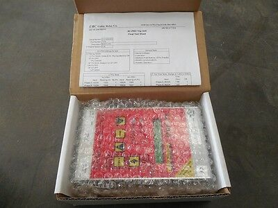 NEW Utility Relay Company B-521L-P2 AC-Pro Trip Unit Vertical Left Display Unit