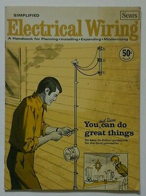 Sears Simplified Electrical Wiring 1969