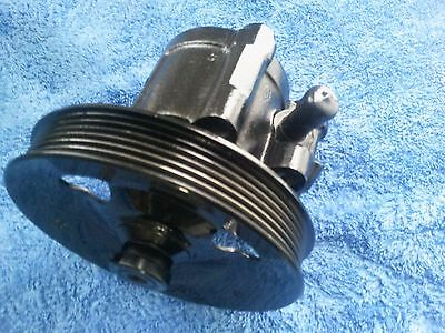 HOLDEN COMMODORE POWER STEERING PUMP V8 5.7 GEN3 LS1 VT VX VU VY WH WK -Genuine