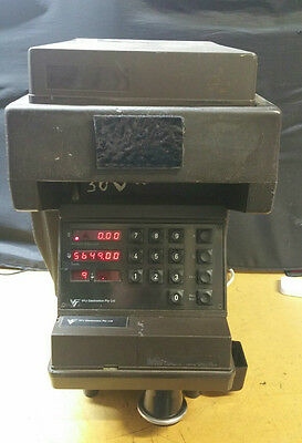 Vfj Minispence Coin Counter Dispenser Ideal For Gaming And Carwash Venues