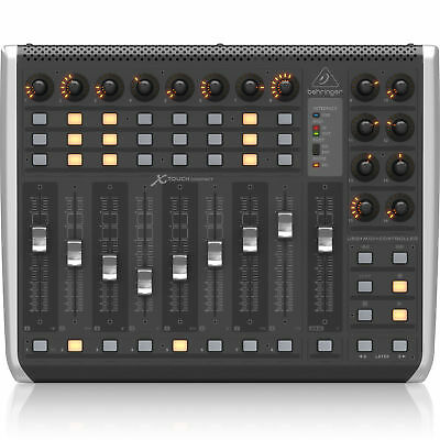 Behringer X-TOUCH COMPACT USB Midi Remote Controller  DAW-Controller Mischpult