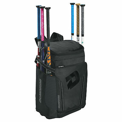 DeMarini Special Ops Baseball/Softball Backpack Bag - Black