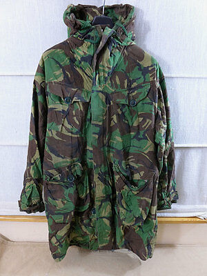 #465 GB British Parka Man's Cold weather DPM Tarnjacke 170/104 Large