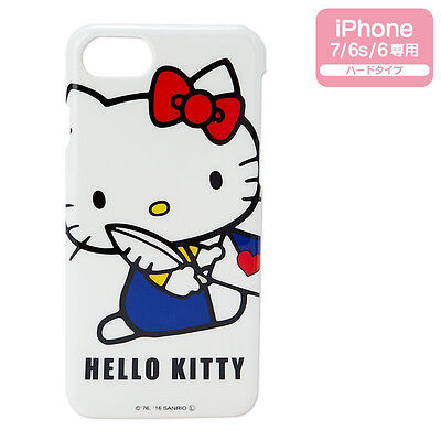Hello Kitty iPhone 7 6s 6 Hard Case Cover Up ❤ Sanrio Japan