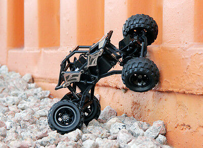 Basher RockSta 1/24 4WS Mini Rock Crawler (Assembled Roller)