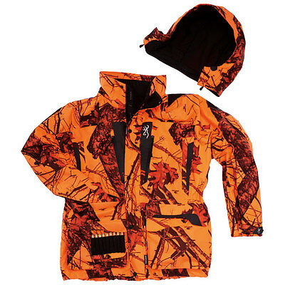 Browning Hunting jacket XPO Big Game 2 MO Blaze - PreVent-Membrane + Thinsulate