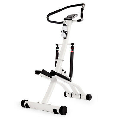 Exercise Stepping Machine Foldable - FREE Next Day UK Delivery Available
