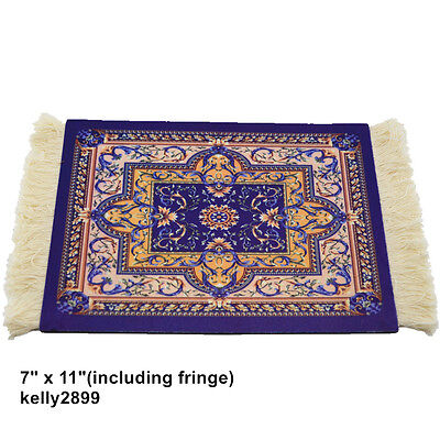 11 X7 Fabric Persian Rug Mouse Pad New Creative Mat For Computer Gift