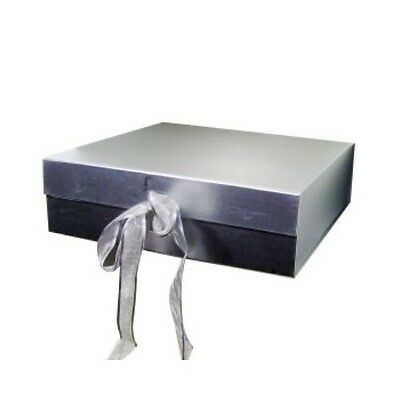 Silver Large Gift Box