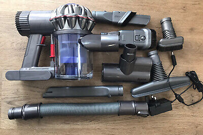 Dyson DC58 Animal Digital Slim Rechargeable Cordless Vacuum Cleaner Iron/Silver