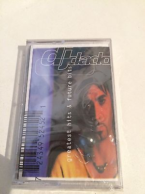 Dj Dado - Greatest Hits & Future Hits MC Cassetta Tape SEaled