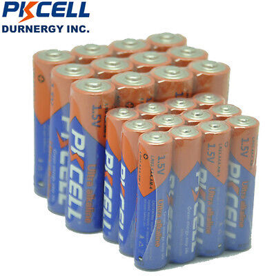 12 x AAA Alkaline Batteries LR03 1.5V AM-4 MN2400 3A Single Use Battery PKCELL