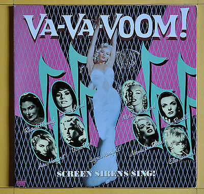 Various Va-Va-Voom! Rhino Records  RNTA 1999  United States  1985