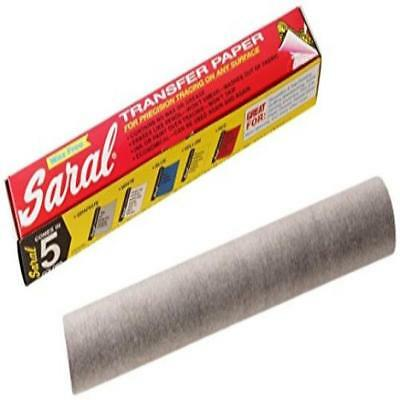 "Saral Transfer Paper Roll 12 Ft X 12.5"" Blue Craft New"