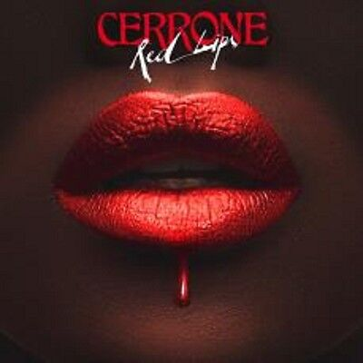 Cerrone - Red Lips - Red Vinyl LP X 2 + CD