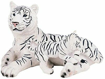 StealStreet SS-G-19672 White Tiger Collectible Wild Cat Animal Decoration Statue