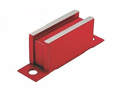 Master Magnetics Red Ceramic Latch Magnet - 50-Lb. Capacity, Model# 07201