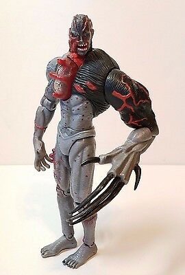 Resident Evil 3 Video Game Deluxe Tryant Action Figure Capcom Toy Biz Doll 8""