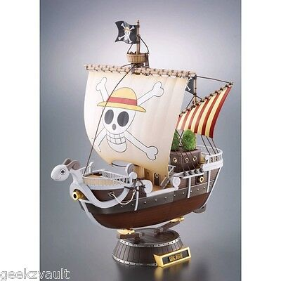 NEW One Piece Going Merry Chogokin Boat Action Figure USA SELLER