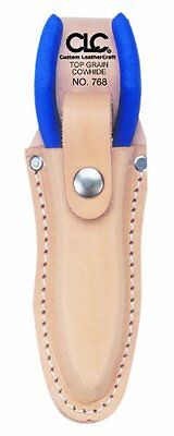Custom Leathercraft 768 Deluxe Plier Holder, Top Grain Leather