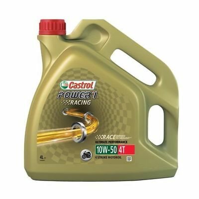 Motoröl CASTROL POWER 1 RACING 4T 10W50 4L