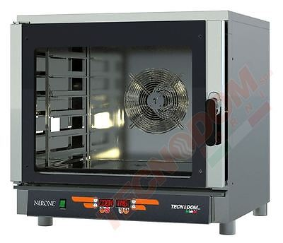 Commercial 6 Tray Eectric Combi Steam Oven