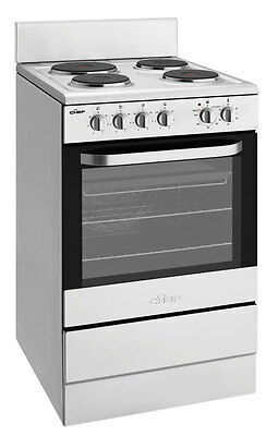 NEW Chef - CFE536SA - 54cm Freestanding Oven from Bing Lee