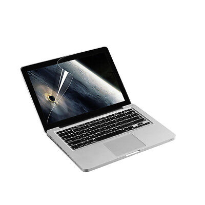 Ultra Clear Screen Protector Cover Skin Film For MacBook Air Retina Pro 11''-15""