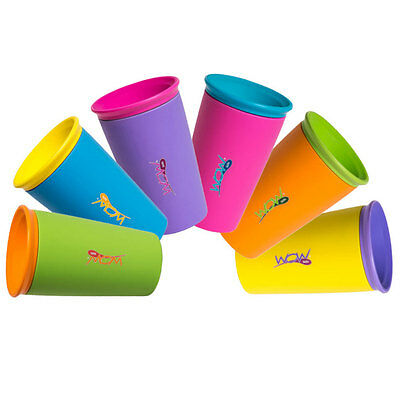 360° Cup for Kids Spill cup drinking rim Leakproof Baby- 6 colours Drinkware