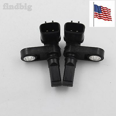 2x ABS Wheel Speed Sensor Front & Rear - Right & Left Fits Toyota 4Runner Tacoma