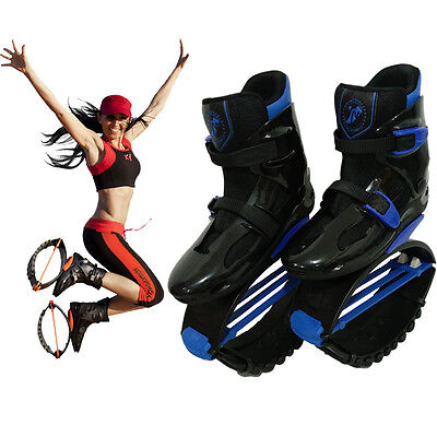 New Kangoo Jumps Shoes Unisex Outdoor Bounce Fitness Sports Jumping Shoes