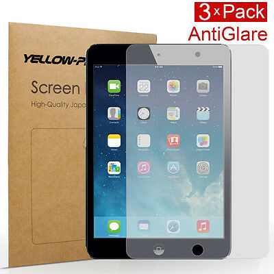 For iPad Air 1 2/Mini 2/3 Scratch/Dust Proof Matte Front Screen Protective Film