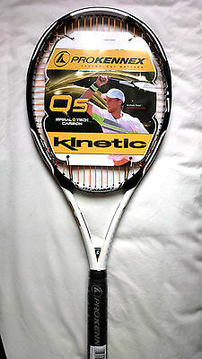 Raquette Neuf BLISTER PRO KENNEX Q5 315 2016 Grip 2 (US 4 1/4) NEW Racket Strung