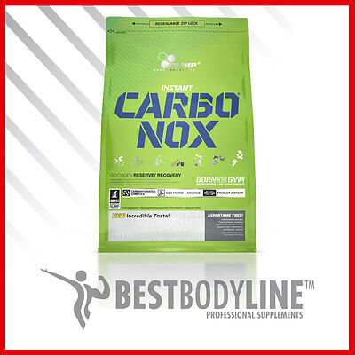 Olimp Carbonox Carbo-nox Supplements 1kg, 3.5kg Recovery Carbohydrate
