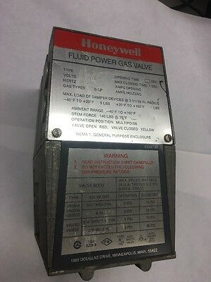 NEW NOS Honeywell V4055A-1007 Fluid Power Actuator 120V 60Hz 26 Second