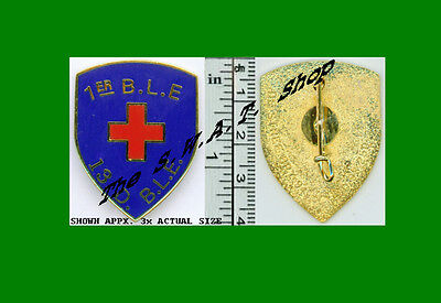 FRENCH FOREIGN LEGION 13th DBLE 1st MEDICAL BN 1941-42 FRANCE WWII Destree